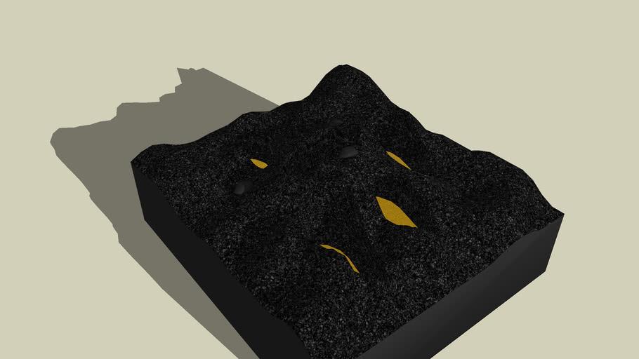 lava terain