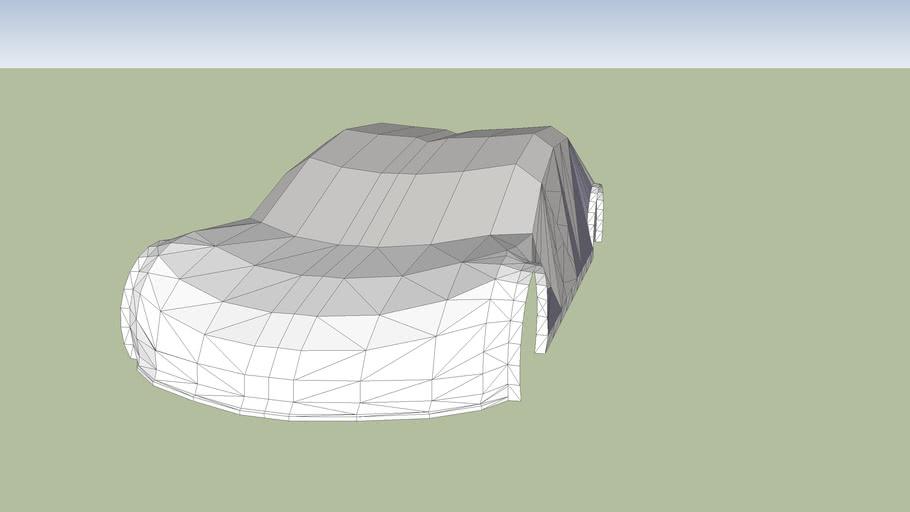 supercar template