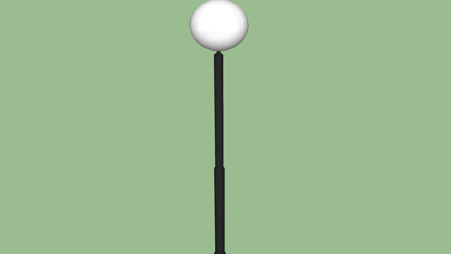 Luminaria globo