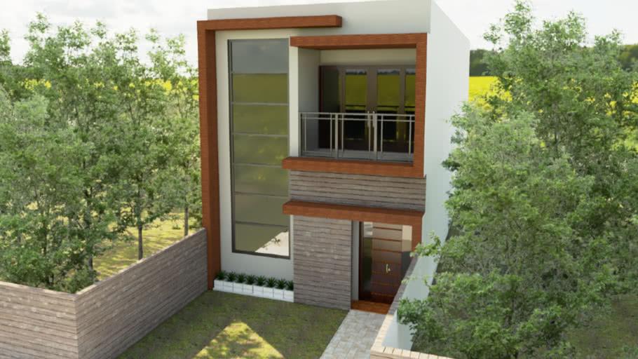 Casa pequeña ( small house)