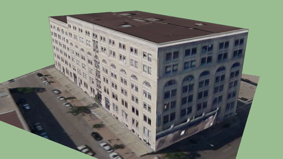 R.J Whitla & Company Building, Winnipeg, MB
