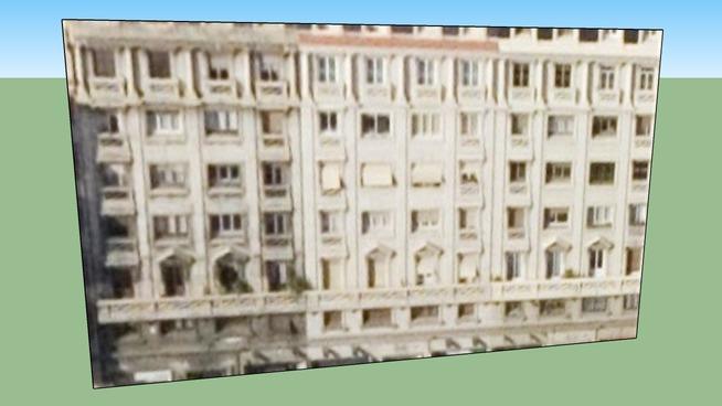 Construção em Barcelona, Spain