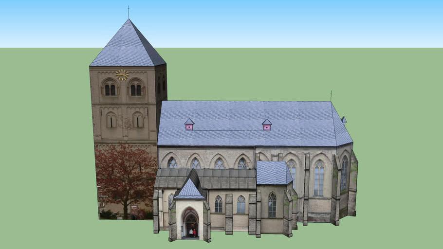 Kirche in Ginderich
