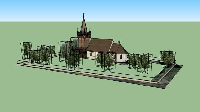 Reformed Church (XV  century) in Chetfalva