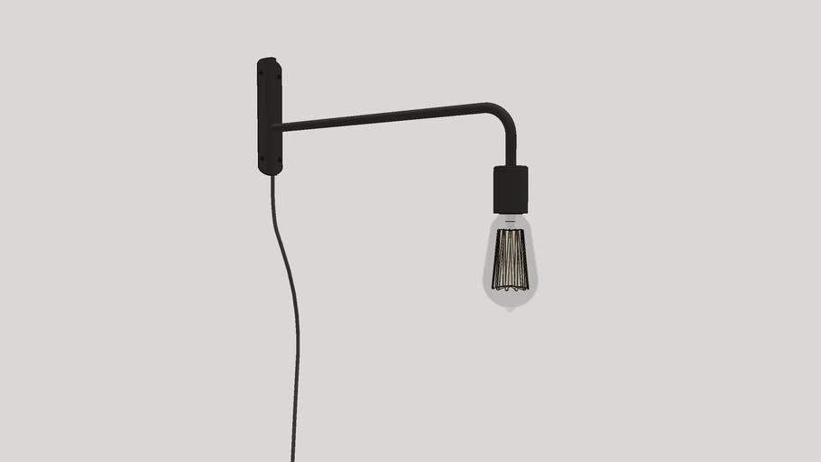 Luminária de parede Swing