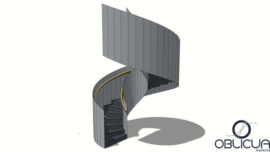 Escalera helicoidal e1