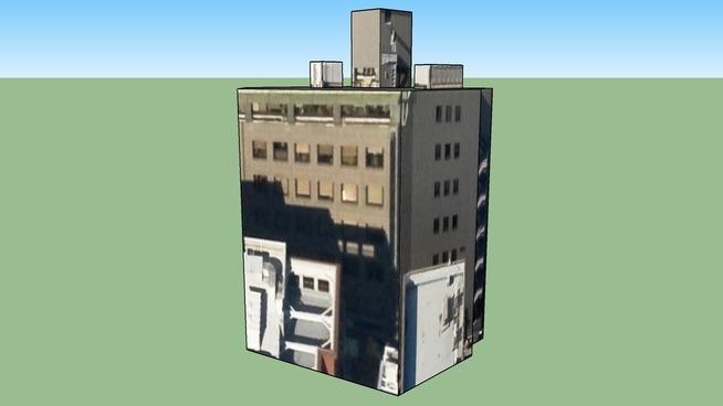 日本, 東京都中野区にある建物