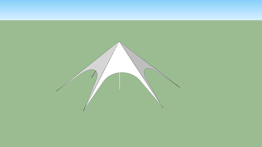 Star Shade Tent