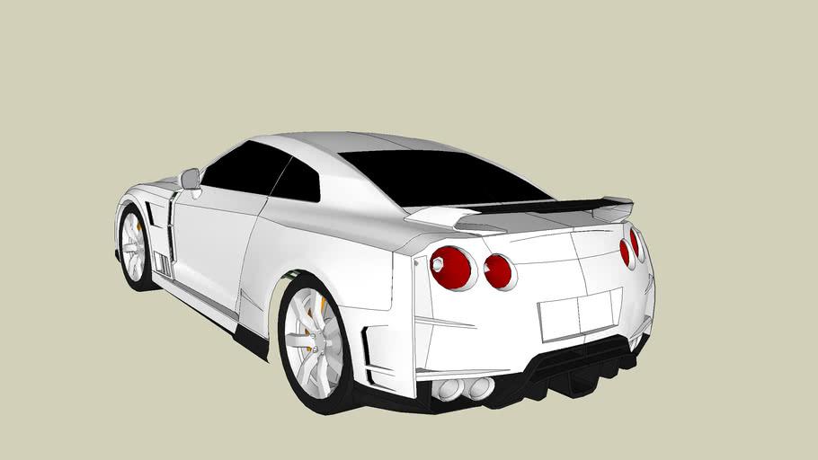 Axell Cars Nissan GT-R
