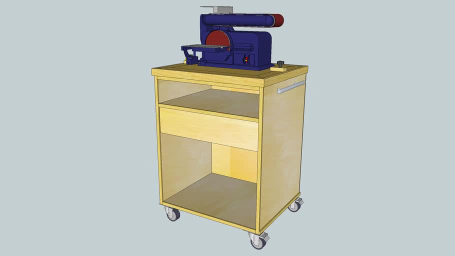 Roll-away Swap-Top Cart
