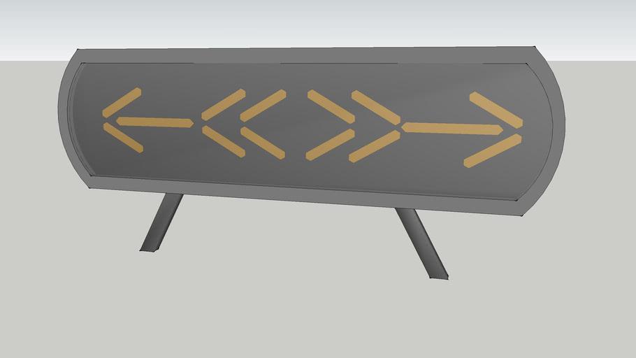 mini arrow board