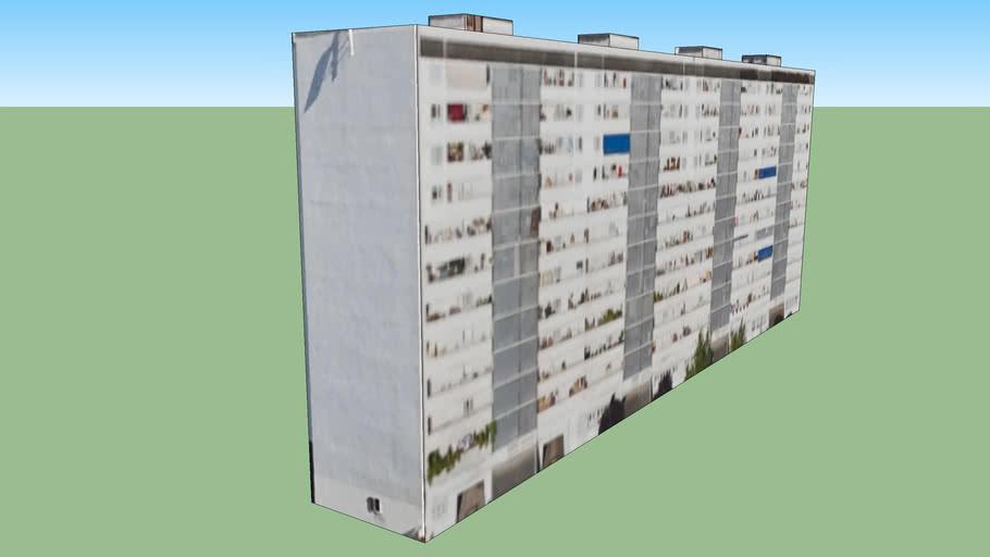 Bâtiment situé Lyon,