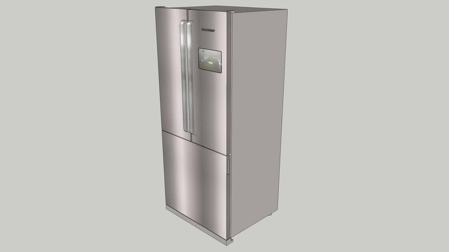 geladeira brastemp inverse