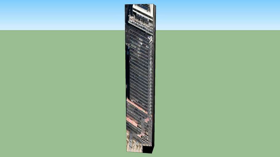 Torre Latinoamericana en Ciudad de México, D.f., México