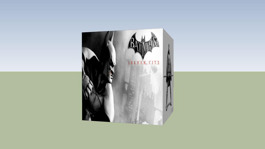 Batman Arkham City Cube