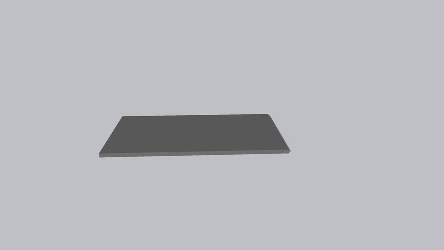 90x60cm garden tile