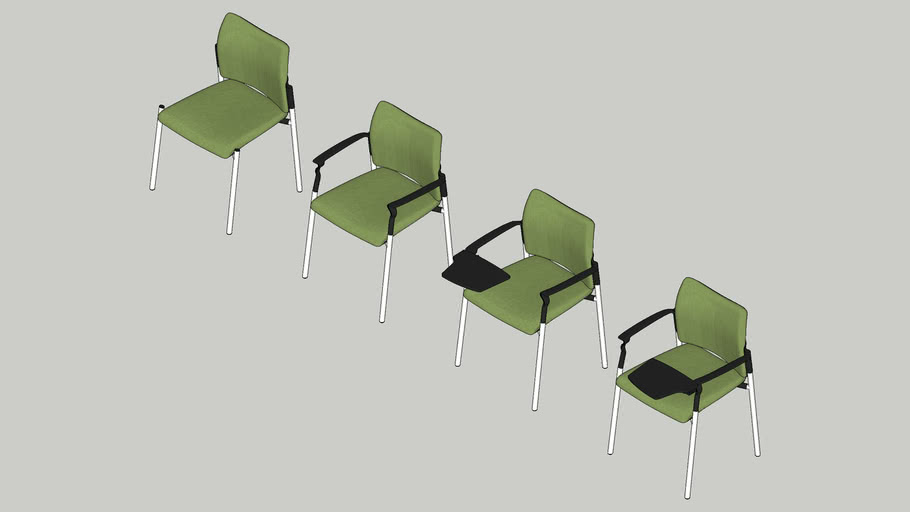 SJX Fully Upholstered (4 Leg)