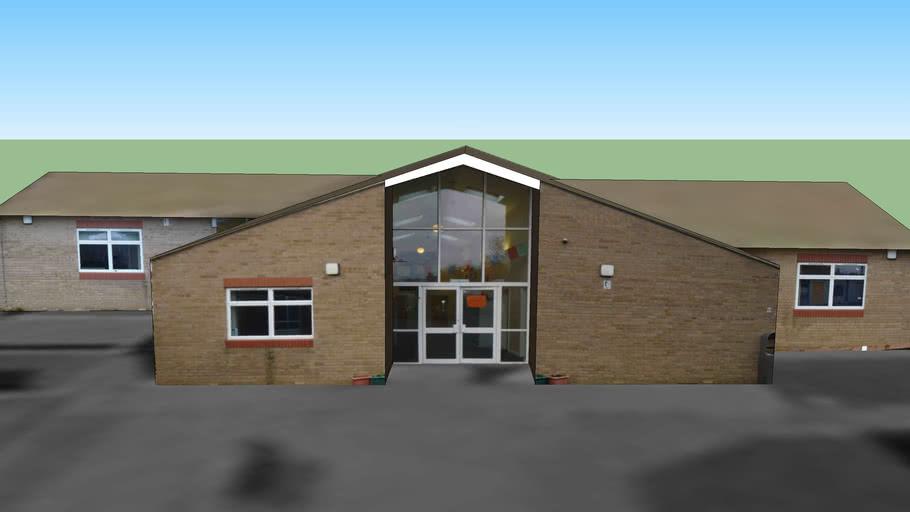 New Block, KLB School, Wotton-under-Edge