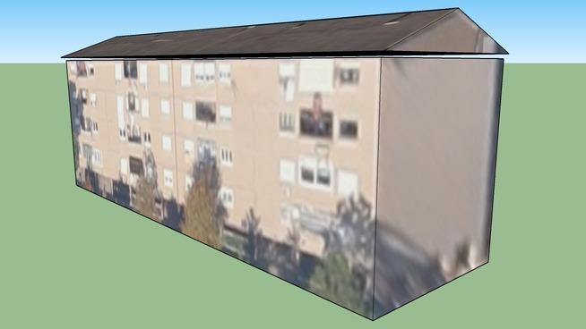 Edificio in Roma RM, Viale di Torre Maura 100 palazzina 8 Italia