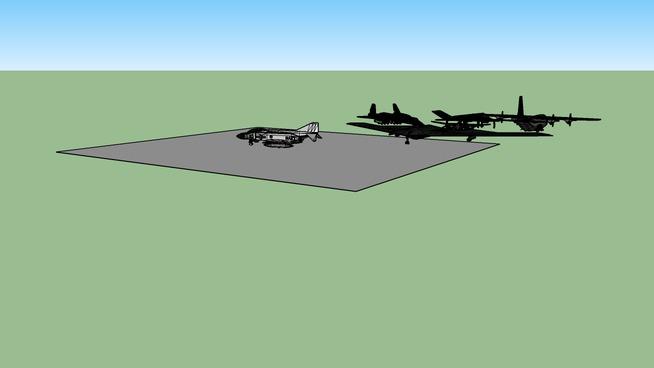 Lockheed martin's planes