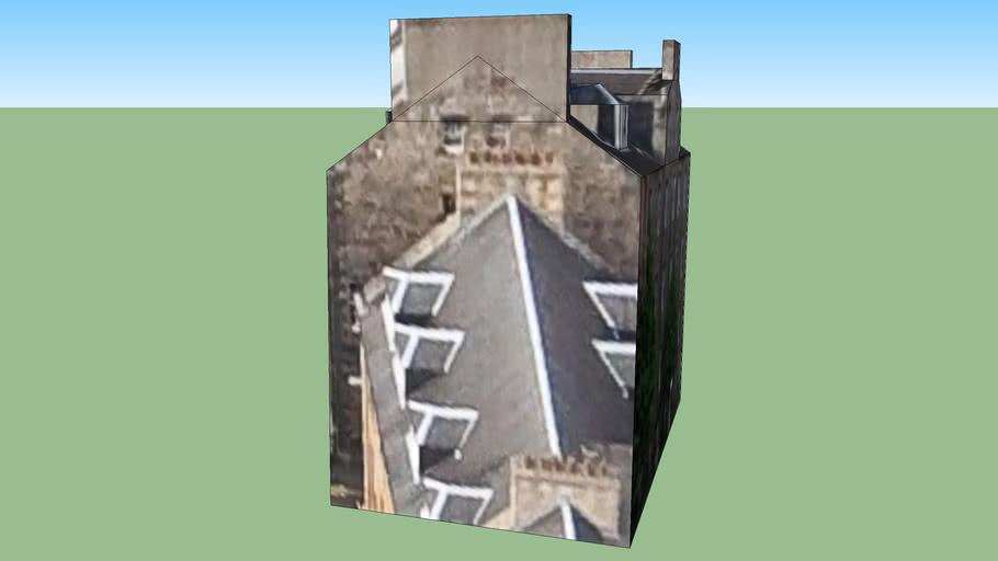 Building in Edinburgh EH2 1XR, UK