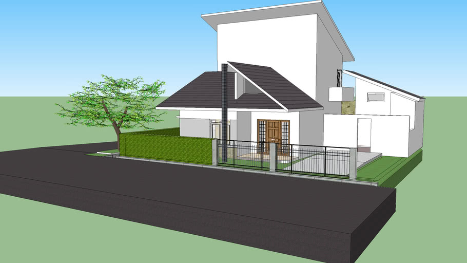 My house in Cinere