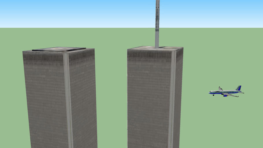 twin towers tragedy