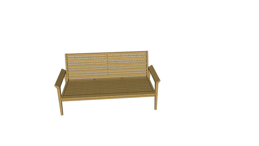BK-Aru sofá