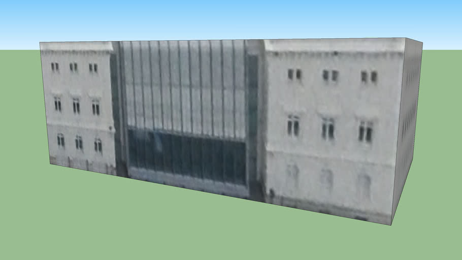 Budynek przy Berlin, Niemcy