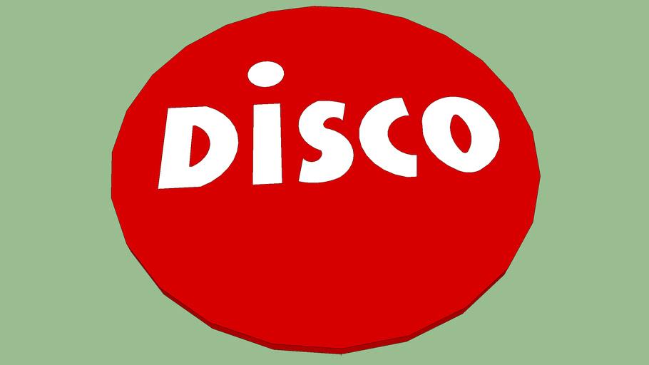 logo supermercados disco