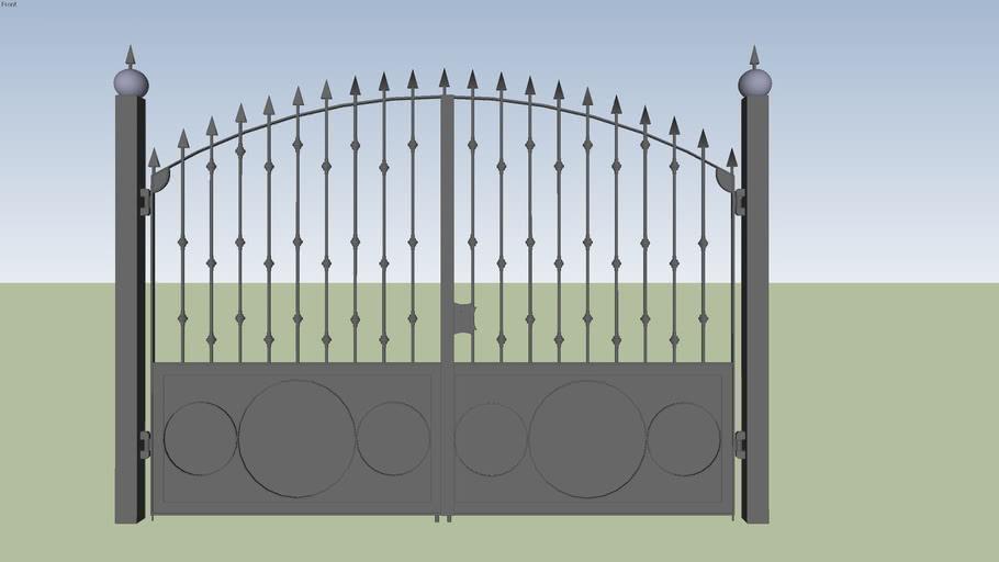 Cancello Decò