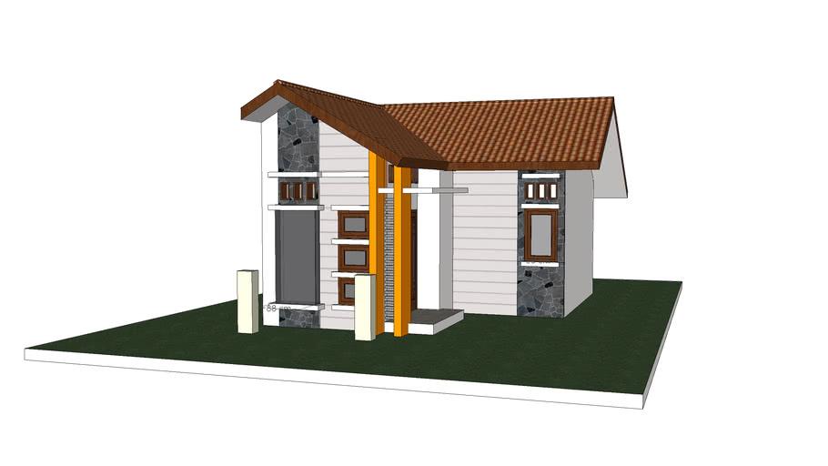 rumah tinggal 1 lantai (06)