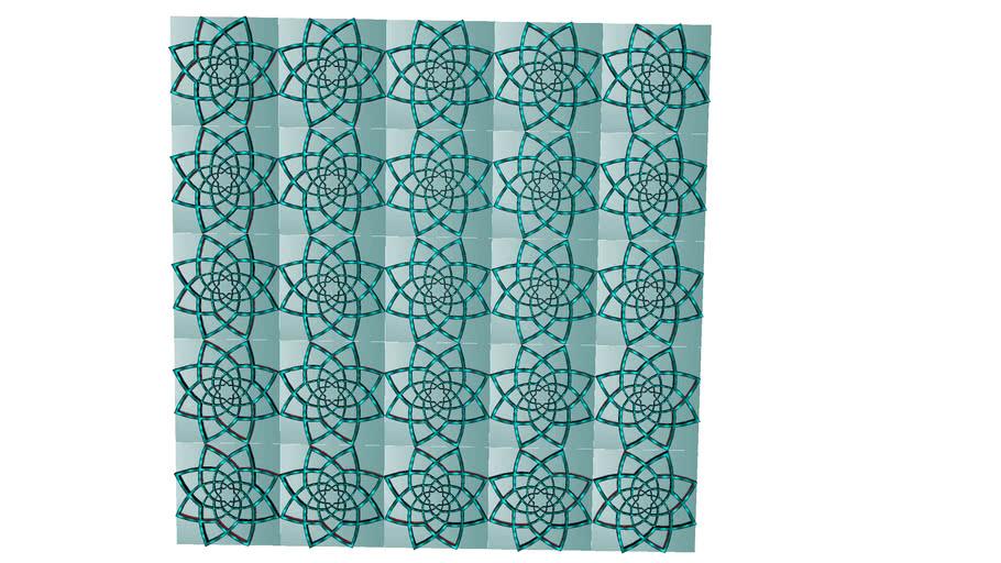 Islamic Art tessellation