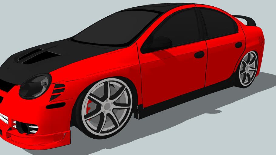 Tuned Dodge Neon SRT-4