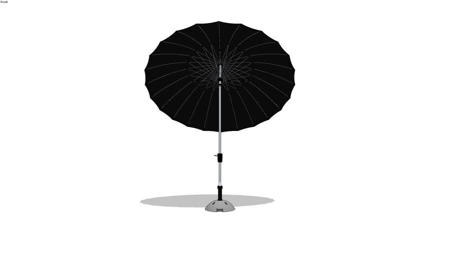 Solero Parasol Vaticano Pro 250cm