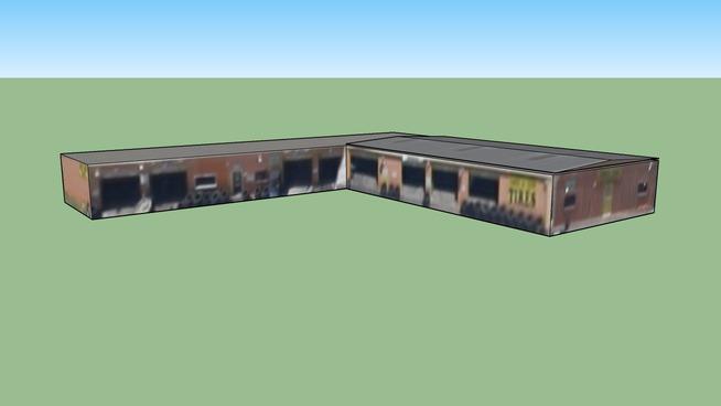 Construção em Chesapeake, VA, EUA