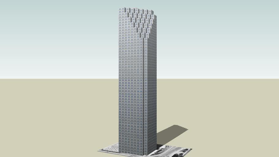 Wachovia Financial Center, Miami, FL