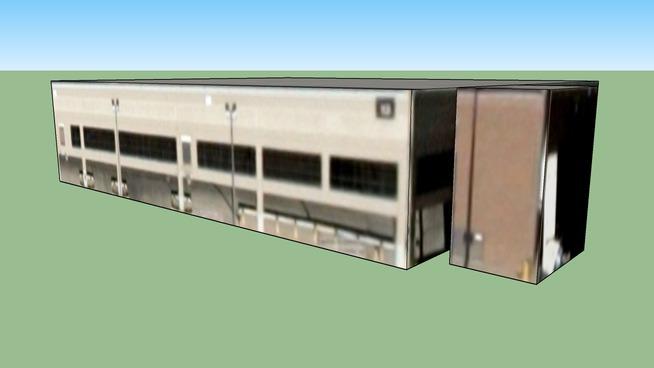 Phoenix Sky Harbor International Airport terminal