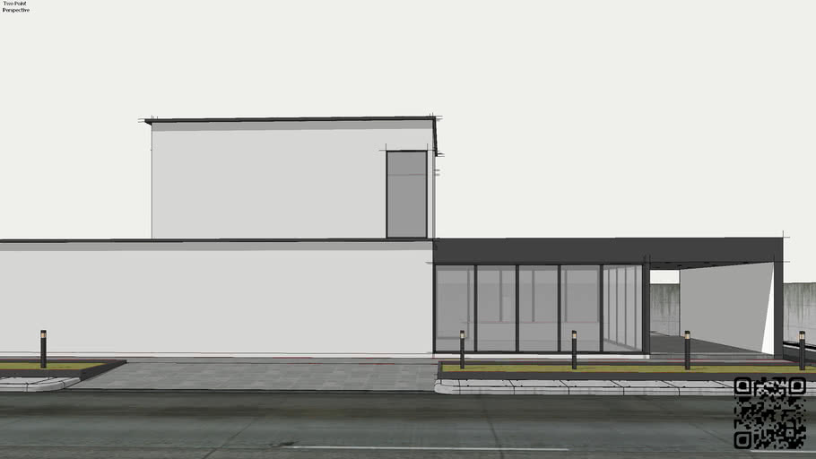 box house design - modern design - minimal House