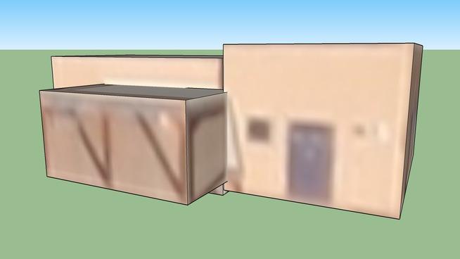 Edificio in Albuquerque, Nuovo Messico 87107, Stati Uniti