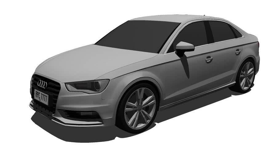 Audi A3 1.8TFSI (8V; 2012-2016) Pre-facelift