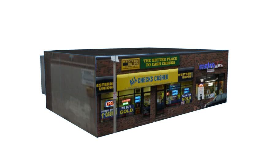 Stores in Union Square