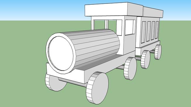 RJ's Toy Train Tutorial