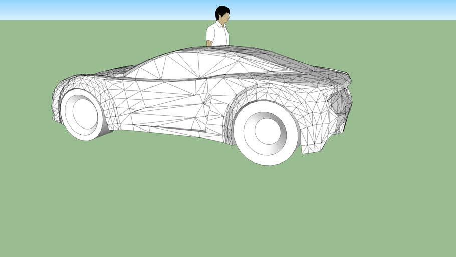 NEG super car template