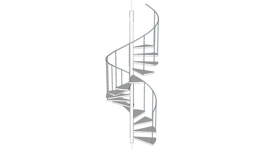 Spiral staircase / Spiralno stopnišče