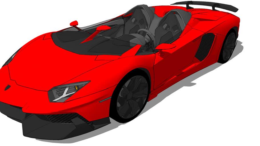 2012 Aventador J