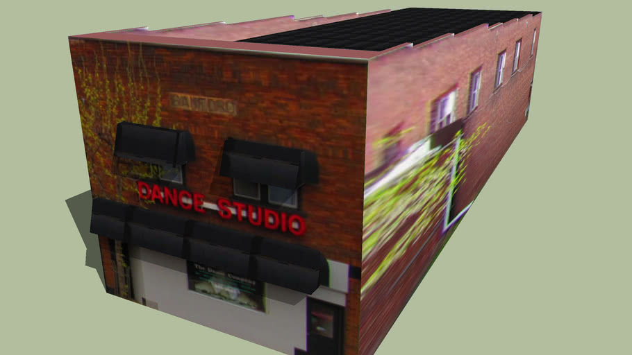 Dance Company Studio Building