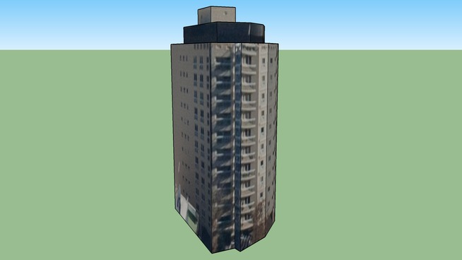 Modèle de bâtiment
