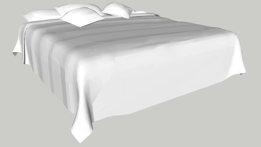 bed sheets and pillows