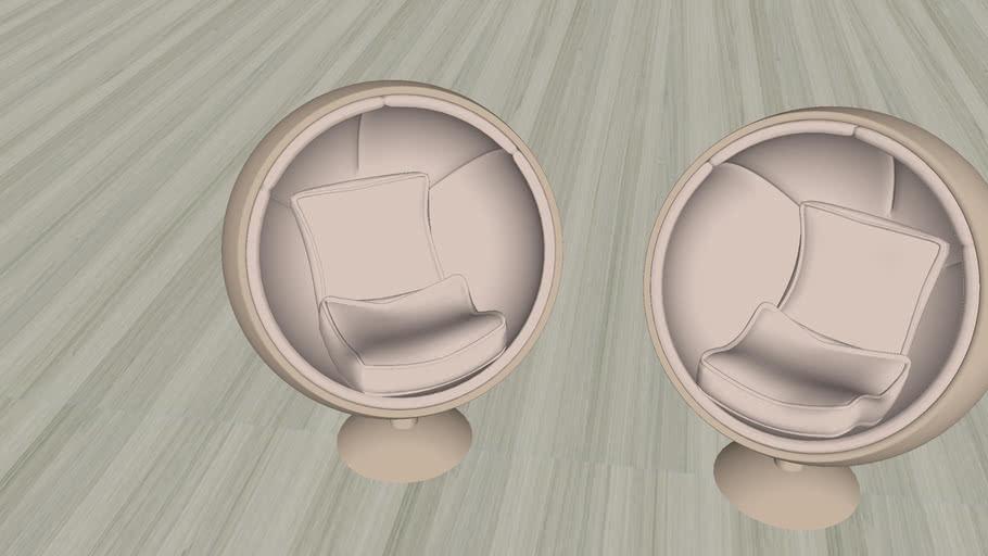 Space chair 太空椅
